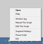 Automate hotkeys in Windows with Autohotkey